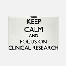 Keep calm and focus on Clinical Research Magnets