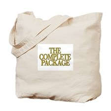 The Complete Package Tote Bag