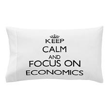 Funny Economics Pillow Case