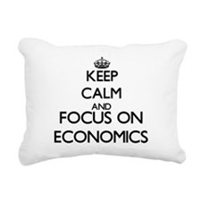 Funny Econ Rectangular Canvas Pillow