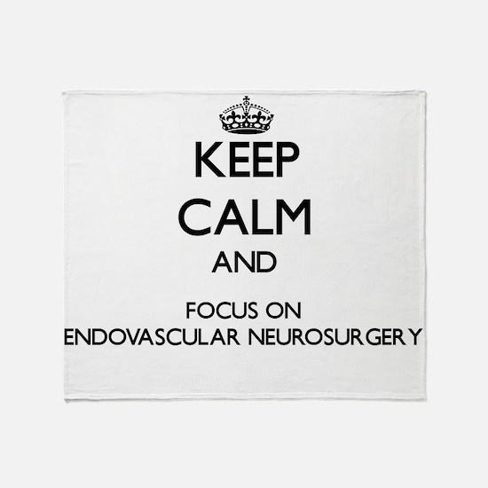 Unique Neurosurgery Throw Blanket