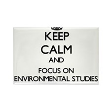 Keep calm and focus on Environmental Studies Magne