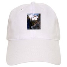 Receiving A Message (Male Fig Baseball Baseball Cap