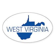 West Virginia Decal
