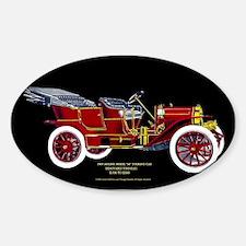 11 NOV MOLINE 1909 auto touring car Decal