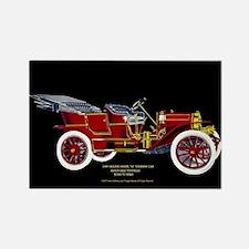 11 NOV MOLINE 1909 auto touring car Magnets