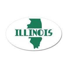 Illinois Wall Decal