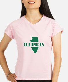 Illinois Performance Dry T-Shirt