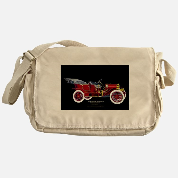Cute Jordon Messenger Bag