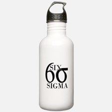 Six Sigma Water Bottle