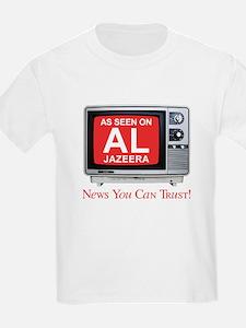 College Humor shirts Al Jazeera T-Shirt
