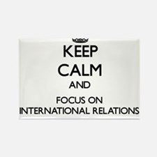 Keep calm and focus on International Relations Mag