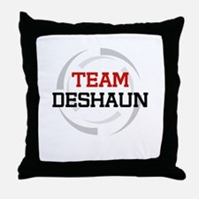 Deshaun Throw Pillow
