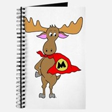 Superhero Moose Journal