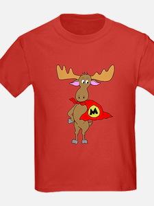 Superhero Moose T