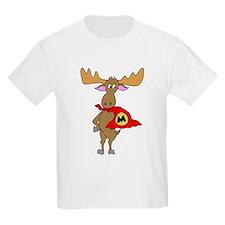 Superhero Moose T-Shirt