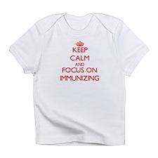 Cute Immunize Infant T-Shirt
