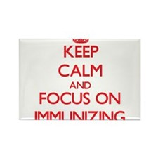 Keep Calm and focus on Immunizing Magnets