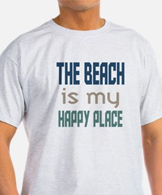 Beach Happy Place T-Shirt
