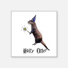 "Unique Hogwart Square Sticker 3"" x 3"""