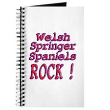 Welsh Springer Spaniels Journal