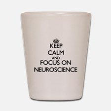 Unique Neuroscience Shot Glass