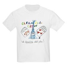 Kids' Cream Soda Crew T-Shirt
