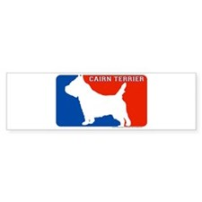 Cute Cairn puppy Bumper Sticker
