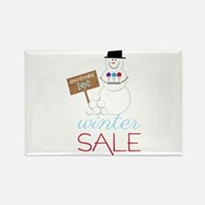 Winter Sale Magnets