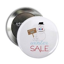 "Winter Sale 2.25"" Button"