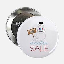 "Winter Sale 2.25"" Button"
