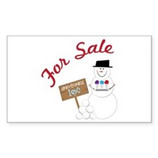 For Sale Decal