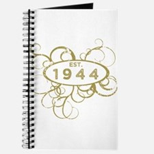 Cute 70th birthday 1944 Journal