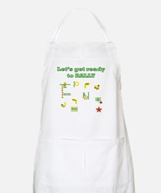 Get Ready Rally Apron