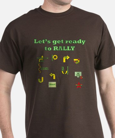 Get Ready Rally T-Shirt