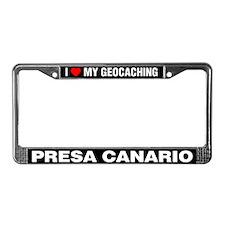 I Love My GeoCaching Presa Canario