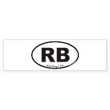 RBovals2008cp2 Bumper Bumper Sticker