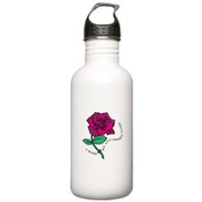 Rose By Any Other Name Water Bottle