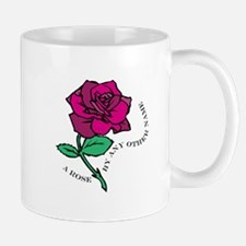 Rose By Any Other Name Mugs
