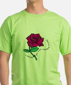 Rose By Any Other Name T-Shirt
