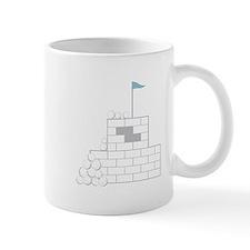 Snow Fort Mugs