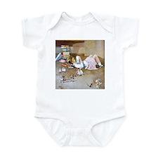 TRIP TO WONDERLAND Infant Bodysuit