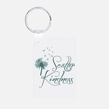 Scatter Kindness Keychainss 2-Sided
