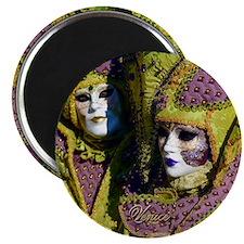 Venetian Couple Magnet