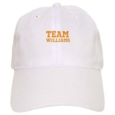 Team [your last name here] Baseball Baseball Cap