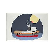 Tug Boat Magnets