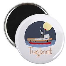 Tugboat Magnets