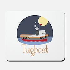 Tugboat Mousepad