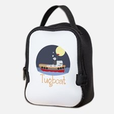 Tugboat Neoprene Lunch Bag