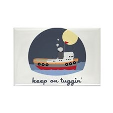 Keep On Tuggin Magnets